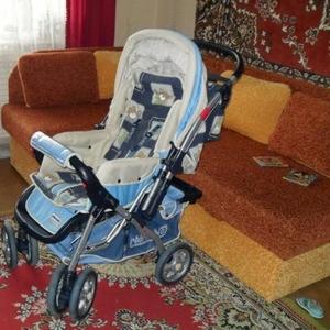 Продаётся коляска прогулочная Chipolino.