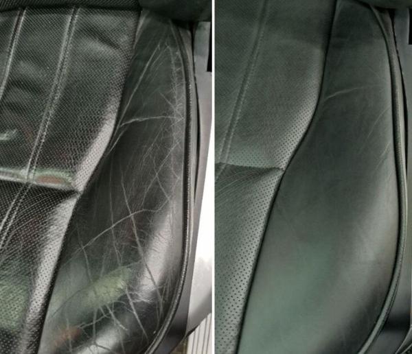 Реставрация Кожи Автомобиля (Кожаных Изделий) 3