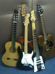 Уроки гитары в Смоленске